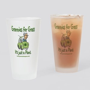 official logo cafe Drinking Glass
