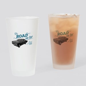Supernatural - The Road so far 2 Drinking Glass