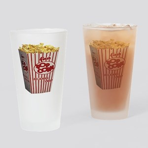 popcorn Drinking Glass