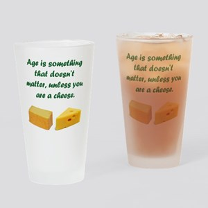 age Drinking Glass