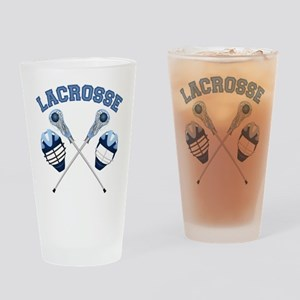 Lacrosse 1 Drinking Glass