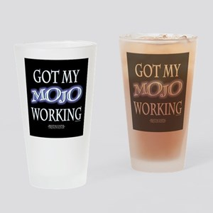 Mojo Working Drinking Glass
