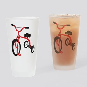 Tricycle Drinking Glass