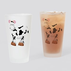 cow Pint Glass