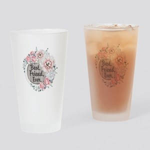 Custom Best. Ever. Personalized Drinking Glass