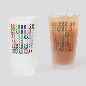 AllCauses Drinking Glass