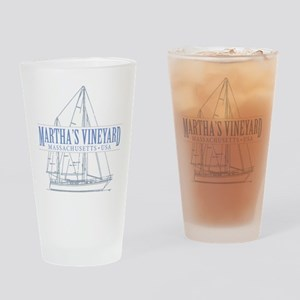 Martha's Vineyard - Drinking Glass