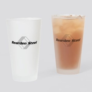Rearden Steel Drinking Glass