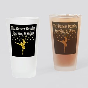 GORGEOUS DANCER Drinking Glass