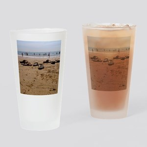 Sand and Sandals Drinking Glass