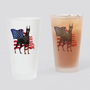 flag2 Drinking Glass