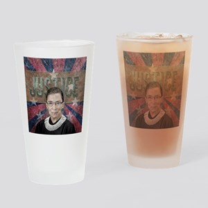 Justice Ginsburg Drinking Glass
