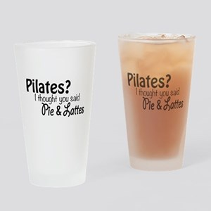 Pilates? I Thought You Said Pie & Lattes Drinking