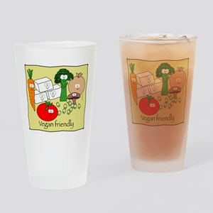Vegan Friendly Drinking Glass