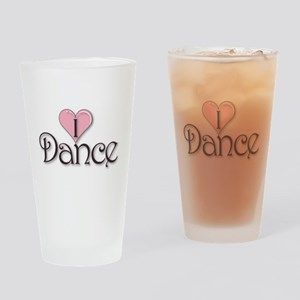 I Dance Drinking Glass