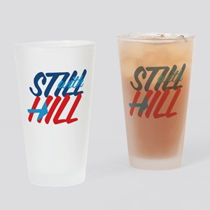 Still With Hill Drinking Glass