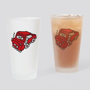 auto_accident Drinking Glass