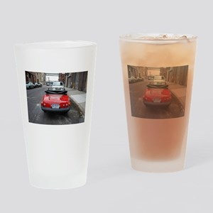 MG Rear Drinking Glass