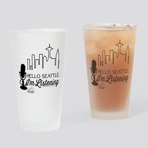Frasier: Hello Seattle Drinking Glass