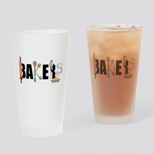Bakers Drinking Glass