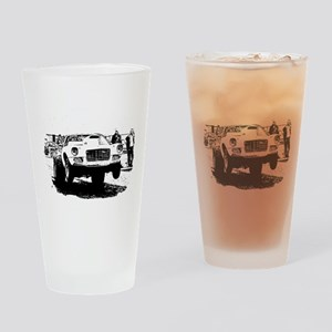 AFTM Old School Chevy Drinking Glass