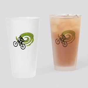 RIDE TIGHT Drinking Glass
