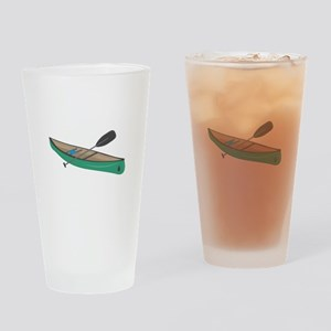 Canoe Drinking Glass