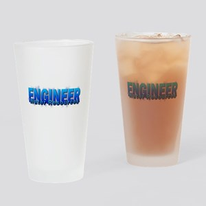 Water Resources Engineer Drinking Glass
