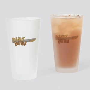 Peanut Butter Drinking Glass
