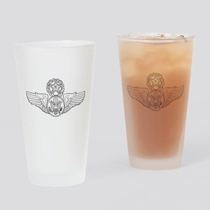 MASTER ENLISTED AIRCREW Drinking Glass