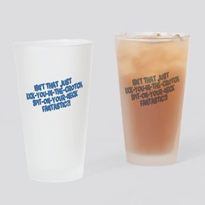 Rachel Green Quote Drinking Glass
