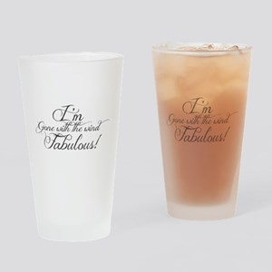 Gone with the wind fabulous Drinking Glass