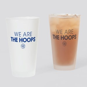 Queens Park We Are The Hoops Drinking Glass