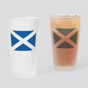 Flag of Scotland Pint Glass