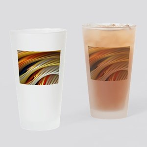Colors of Art Drinking Glass