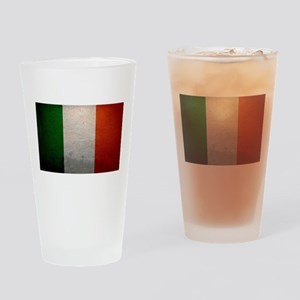 Italy Drinking Glass