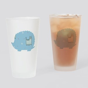 Porcupine 144 Drinking Glass