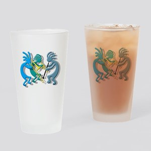 Trio Drinking Glass