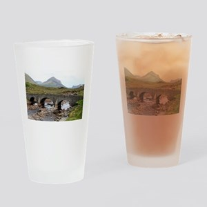 Sligachan Bridge, Isle of Skye, Sco Drinking Glass