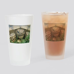 sulcata Drinking Glass