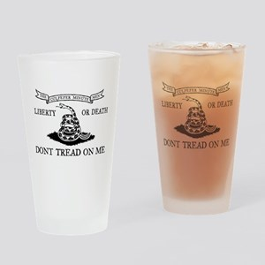 Culpeper Minute Men Drinking Glass