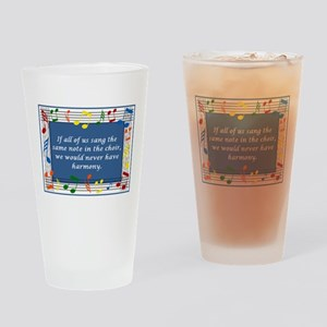 Harmony Pint Glass