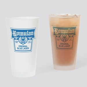 Star Trek Romulan Ale Drinking Glass