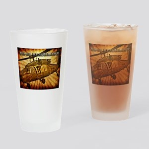 UH-60 Blackhawk Drinking Glass