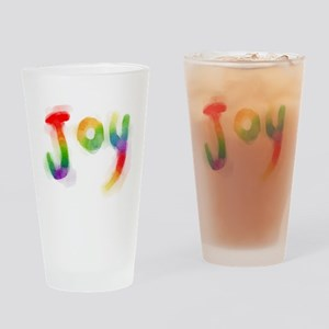 Rainbow Joy Pint Glass