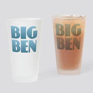 BIG BEN Drinking Glass
