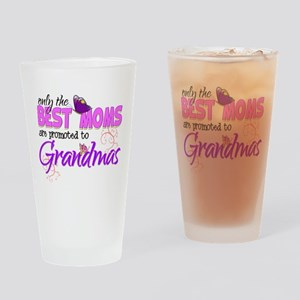 Grandma Promotion Drinking Glass