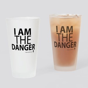 'I Am The Danger' Drinking Glass