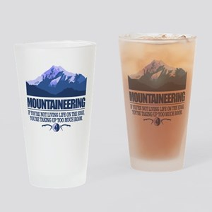 Mountaineering 2 Drinking Glass