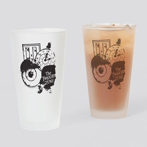 The Twilight Zone: Time Image Drinking Glass